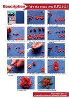 Faire des roses